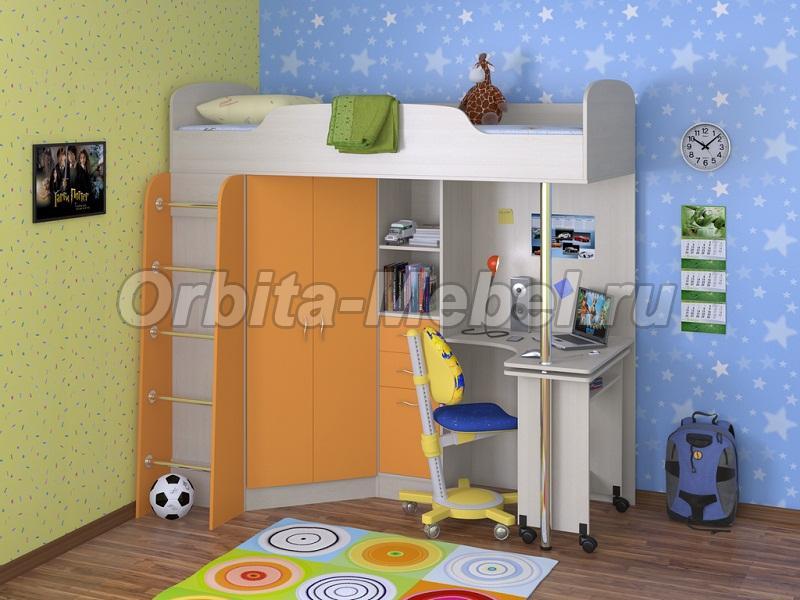 Чердак кровать детская фото
