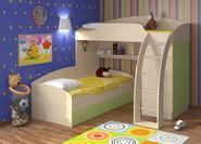 купить кровать-чердак Соня 1+2