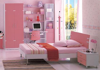 Детская комната milli willi teen rose