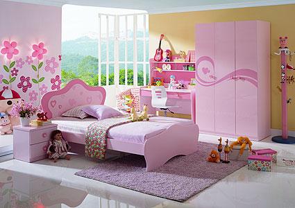 Детская комната milli willi формула